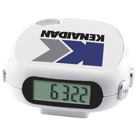 FM Scanner Radio Pedometer for Promotion