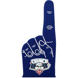 """18"""" Foam #1 Hand for Your Church"""