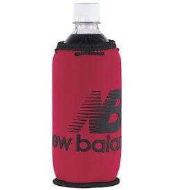 Monogrammed Foam Bottle Holder