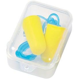 Company Foam Ear Plug Set In Case