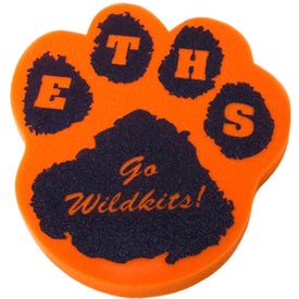 Foam Paw for your School