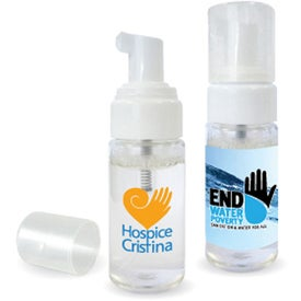 Foaming Antibacterial Hand Sanitizer