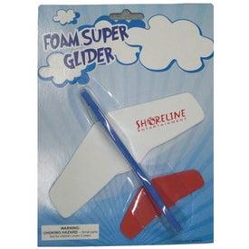 """Foam Super Glider (5 1/2"""")"""