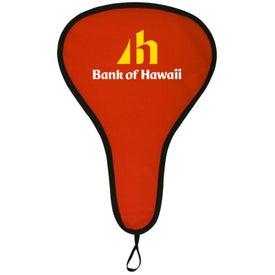 Logo Fold Up Hand Fan