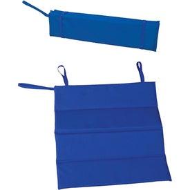 Fold Up Stadium Cushion for Promotion