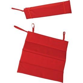 Fold Up Stadium Cushion Branded with Your Logo