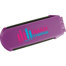 Promotional Foldable Brush with Mirror