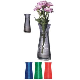 Foldable Designer Print Vase