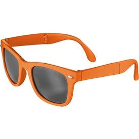 Promotional Foldable Sun Ray Sunglasses