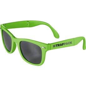 Customized Foldable Sun Ray Sunglasses