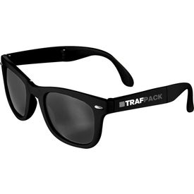Foldable Sun Ray Sunglasses for Your Company