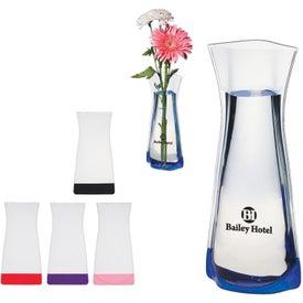 Logo Foldable Vase