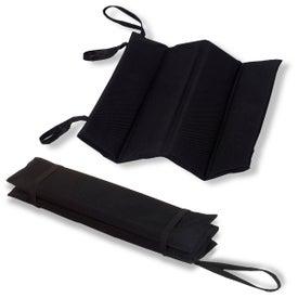 Custom Fold 'Em Up Stadium Cushion