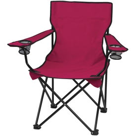 Folding Chair with Carrying Bag for Advertising
