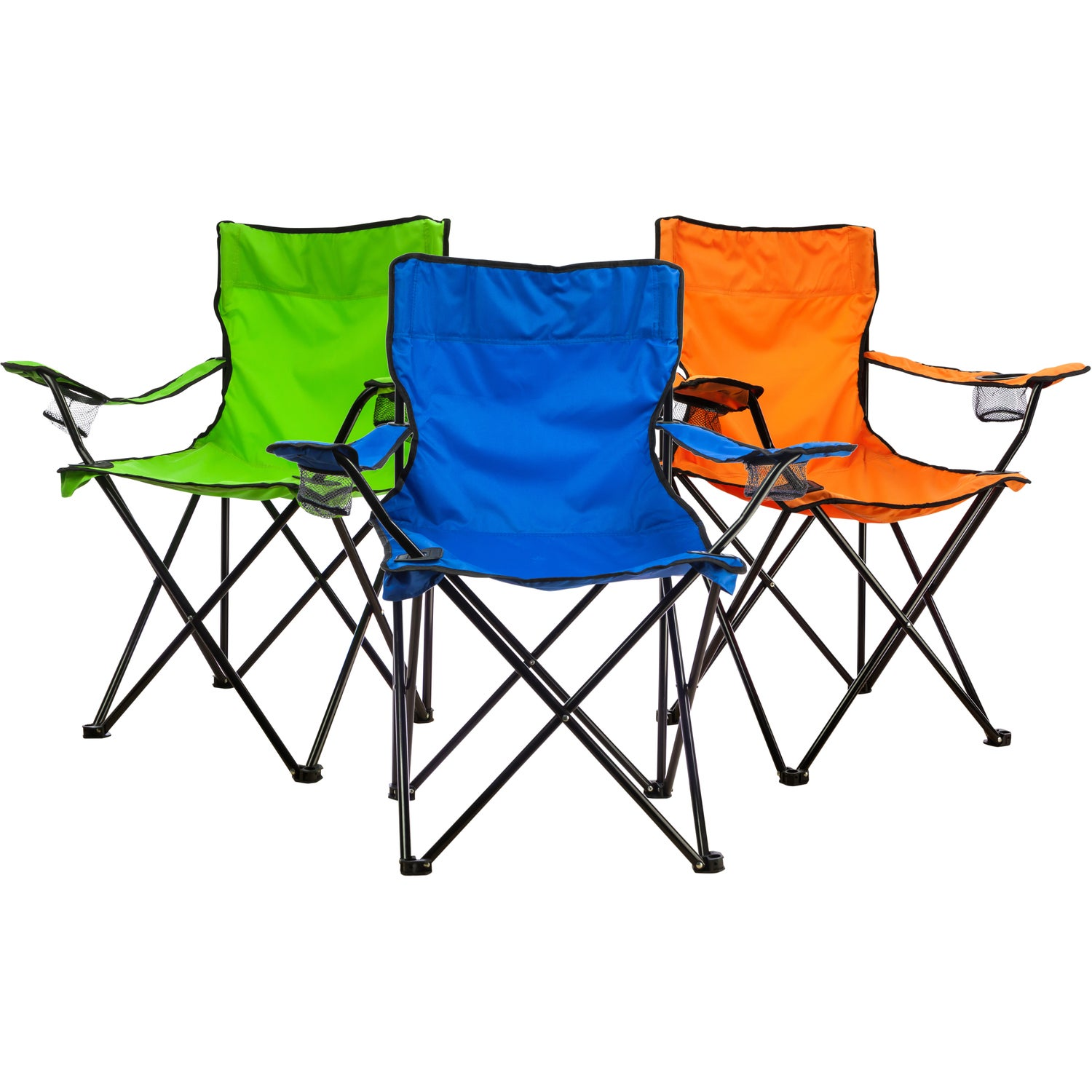 Promotional Folding Chair With Carrying Bags With Custom Logo For $12.74 Ea.