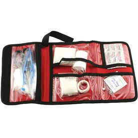Folding Zipper Pouch First Aid Kit for Your Church