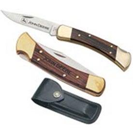 Folding Hunter Lockback Knife Branded with Your Logo