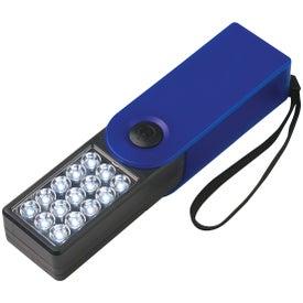Monogrammed Folding LED Torch Light