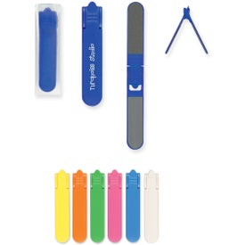 Folding Nail File In Sleeve