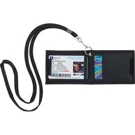 Folding Neck Wallet Giveaways