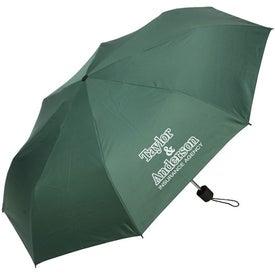 Spring Breeze Folding Umbrella with Your Logo