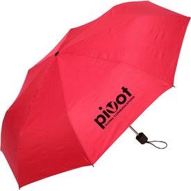 Personalized Spring Breeze Folding Umbrella