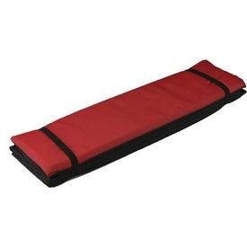 Monogrammed Custom Folding Stadium Cushion