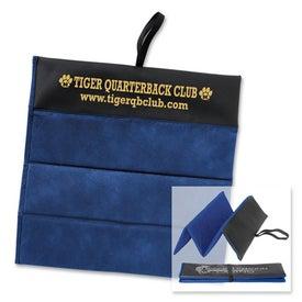 Folding Stadium Mat for Your Company