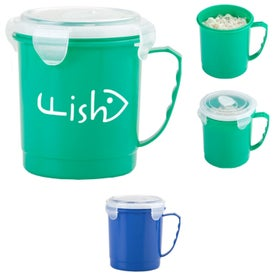 Food Container Mugs (24 Oz.)