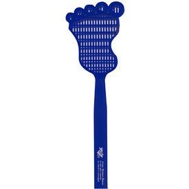 Custom Foot Flyswatter