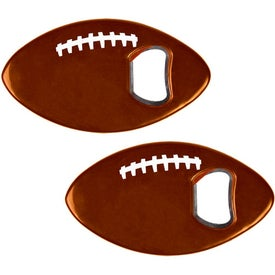 Football Bottle Opener with Your Logo