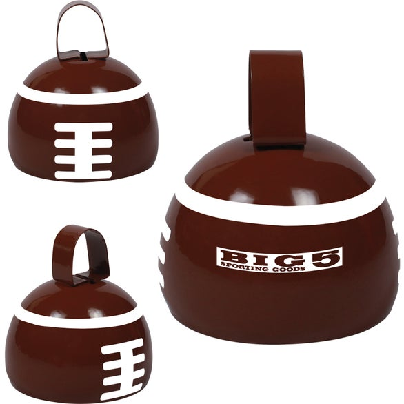 Football Cow Bell