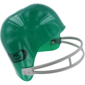 Printed Football Helmet Bowl