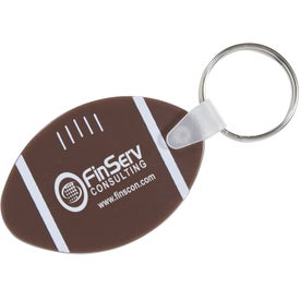 Football Key Chain