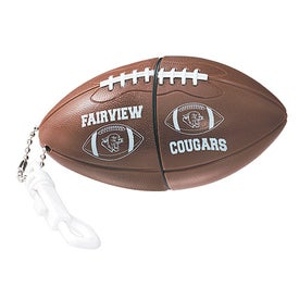 Football with Hook Clip