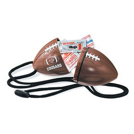 Football with Neck Rope