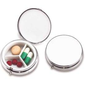 Formal Affair Metal Pill Case for Customization