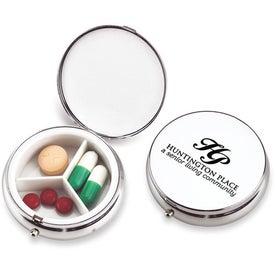 Formal Affair Metal Pill Case