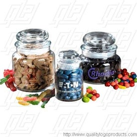Fortune Glass Jars