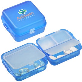 Four Compartment Pillbox for your School