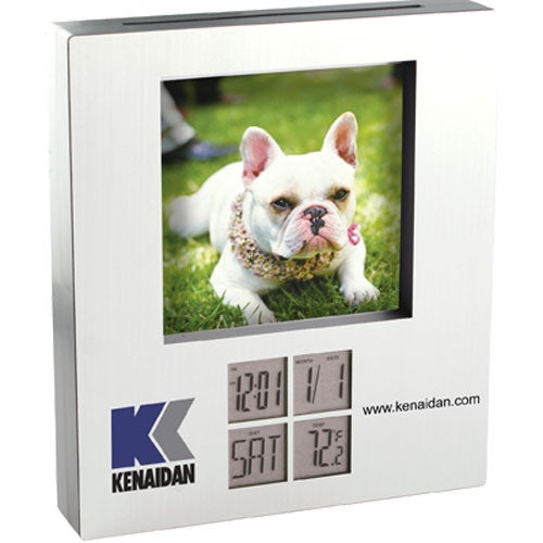 Photo Frame with Alarm Clock