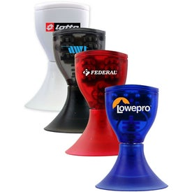 The Freeport Earphones Splitter for Advertising