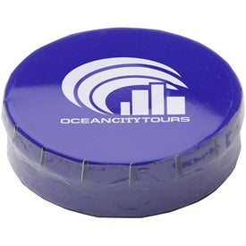 Fresh Mouth Mint Tin Branded with Your Logo