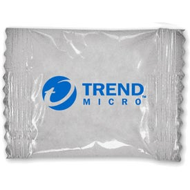 Advertising Fresh Pack of Chocolate Mints
