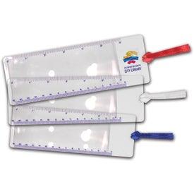 Fresnel Bookmark Magnifier (Full Color Digital)