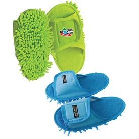 Frizzy Cleaning Slippers