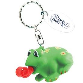 Frog Keytag