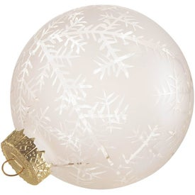 Frost Holiday Ornament