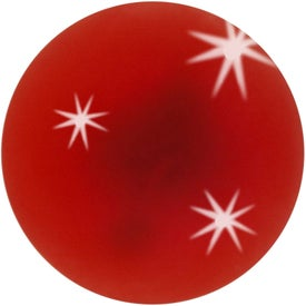 Frosted Light Up Super Ball for Your Organization