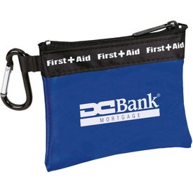 Personalized Frosty Clipper First Aid Kit